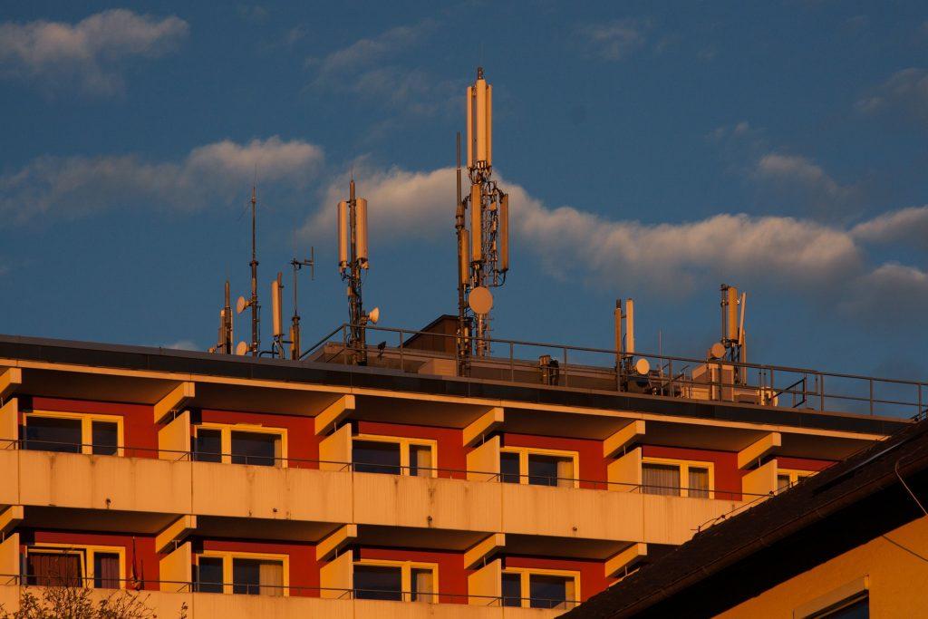 Mobilfunknetze in Deutschland auf imeister.de