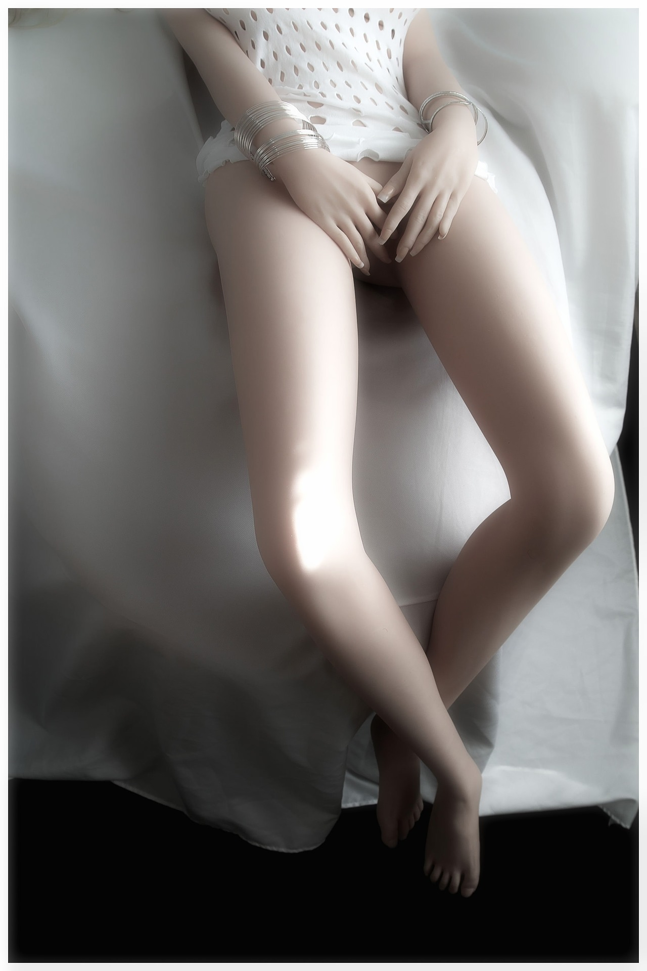 Eleven year old girl naked