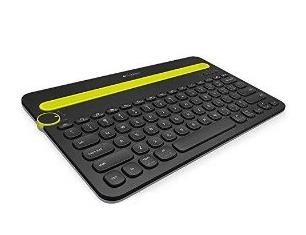 Funktastatur fürs Tablet (Bild: Logitech/Otto Office)