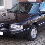 Audi 200 – Ein Kind der 80er