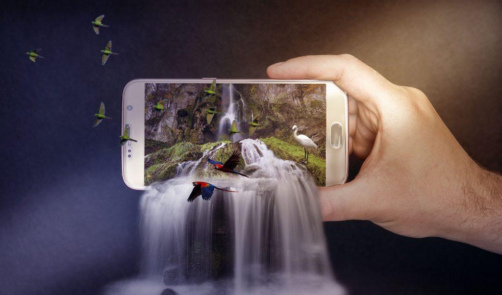 Smartphone und Umweltschutz auf imeister.de