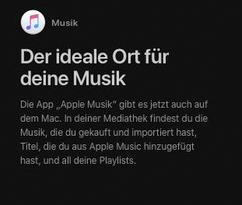 Apple iTunes Nachfolger auf imeister.de